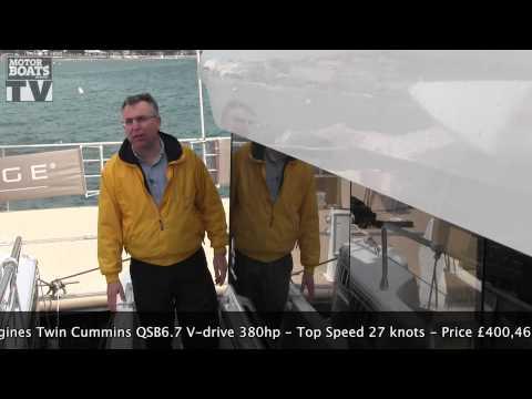 Jeanneau Voyage 42 boat test