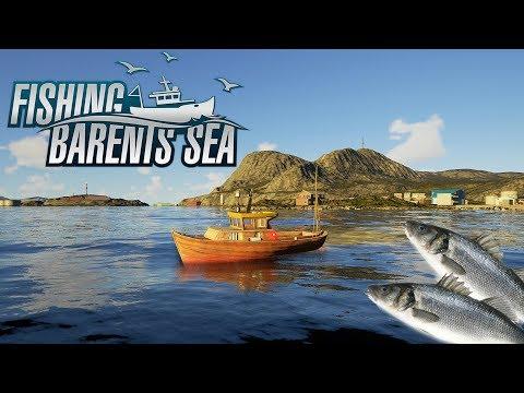 FISHING: Barents Sea I Pre-Release #01 ► Der große Fang  [Deutsch/HD]