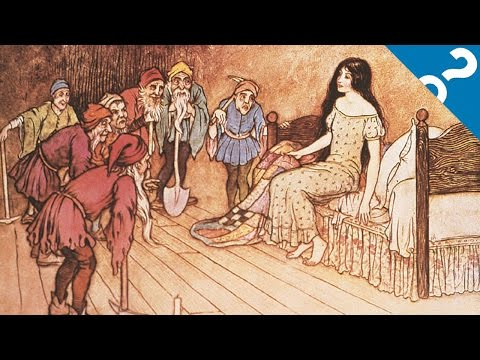 5 Fairy Tales That Were Way Darker Than You Realized as a Ki