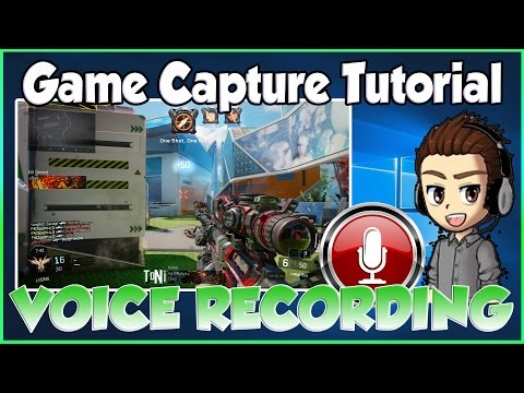 Capture Game Clips + Record Voice w/ @Elgatogaming HD60 Best Microphone Headphone Setting - Pt. 3