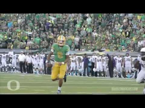 Marcus Mariota Highlights - 2014 Heisman Trophy Winner