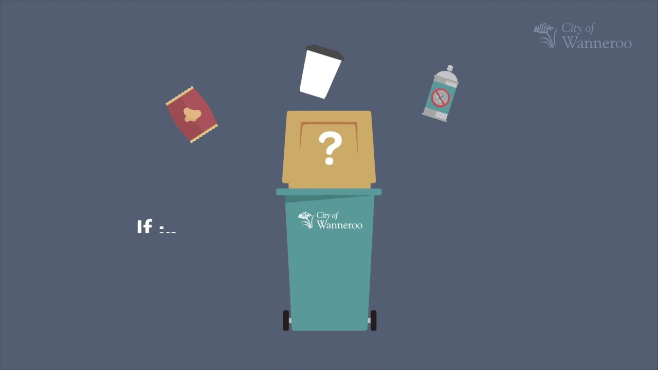 Waste Disposal Guide A to Z - City of Wanneroo