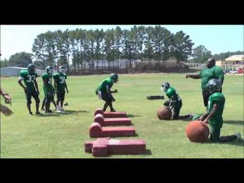 Linebacker Drills