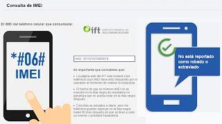 📲 Cómo saber si tu celular tiene Bloqueo de IMEI - averiguar si tiene reporte de robo o extravío ✅