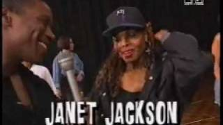 Janet Jackson Documentary, Rehearsals for Janet World Tour, If Routine Behind Scenes, Interview