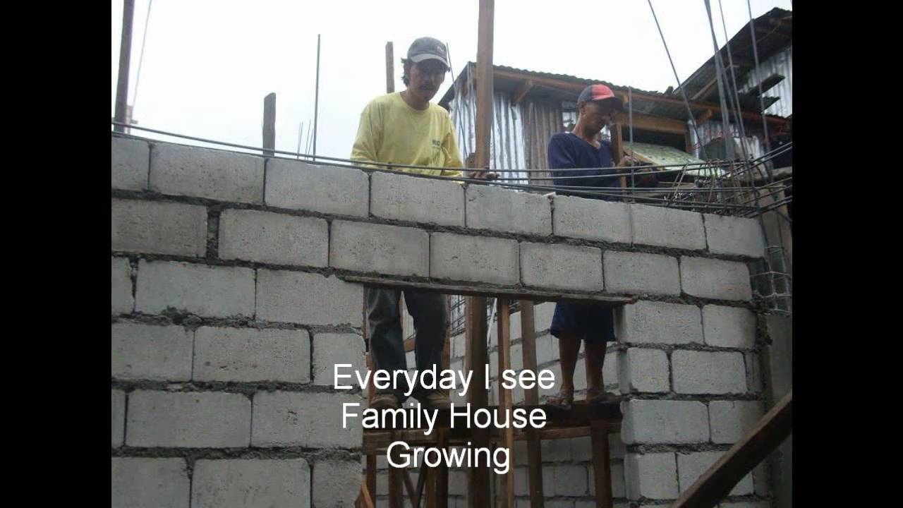 Building Our Philippines Family Home Youtube