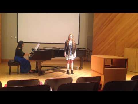 """Una Voce Poco Fa - Rossini from """"Barber of Seville"""""""