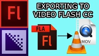 Flash CC verme Video