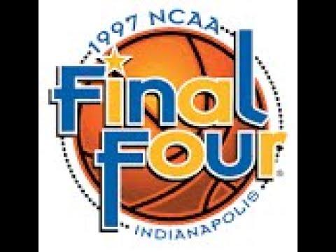 1997 NCAA Final Four National Championship