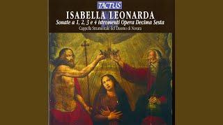 12 Sonatas, Op. 16: Sonata quarta: II. Presto
