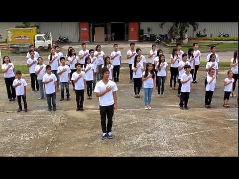Lupang Hinirang  Featuring Camerrol Talents