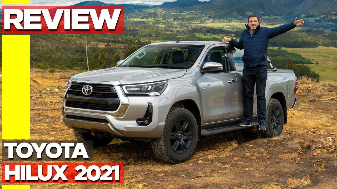 Toyota Hilux 2021 - Es la Toyota Hilux la mejor Pickup 🔥🔥🔥