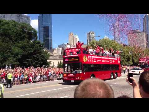 Stanley Cup Parade 06/28/2013