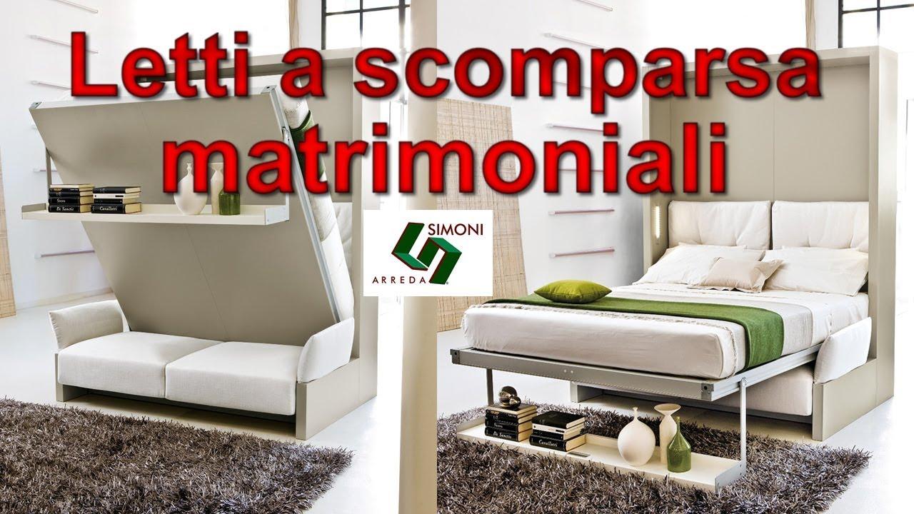 Letti Scomparsa Milano.Letti A Scomparsa Milano