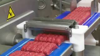 Трейсилер SEALPAC A10, упаковка мяса, мясного фарша sealpac A10 double lane for minced meat applicat
