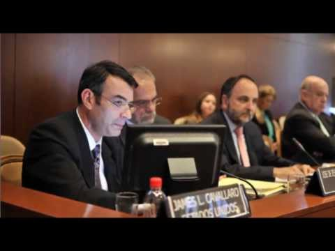 James Cavallaro - Independent Candidate for the Inter-American Commission on Human Rights