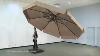 akz13 cantilever umbrella