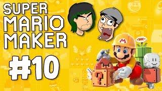 WILL RAGE! | SUPER MARIO MAKER #10 | DAGames