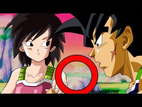 LA HISTORIA DE BARDOCK Y GINE / EL ORIGEN DE GOKU /Dragon Ball