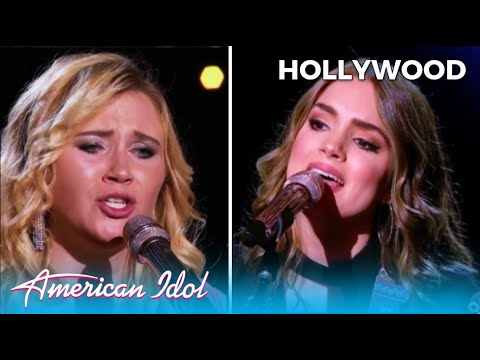 Lauren Mascitti Vs. Hannah Prestridge: Two STUNNING Country Voices Shine In Hollywood Week