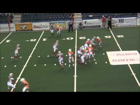 West GA Patriots vs Ft. Benning Broncos Highlight Reel (12U)
