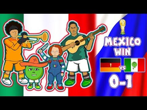 Download 😱Meksika Almanya'yı yendi 😱Lozano gol attı(2018 Dünya Kupası Maç Özeti)