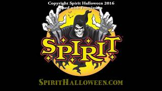 spirit halloween 2016 animatonics cinematic quality boogie man zombie skeleton - Spirit Halloween Store 2016