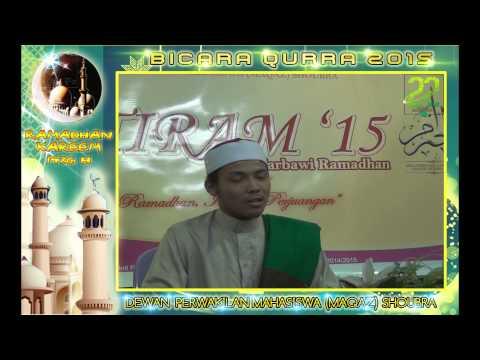 TAZKIRAH RAMADHAN - Saudara Nur Muhammad Anas (AQ-4)
