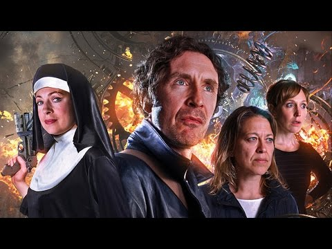 The Eighth Doctor & River Song | Doom Coalition 3 Trailer | Doctor Who