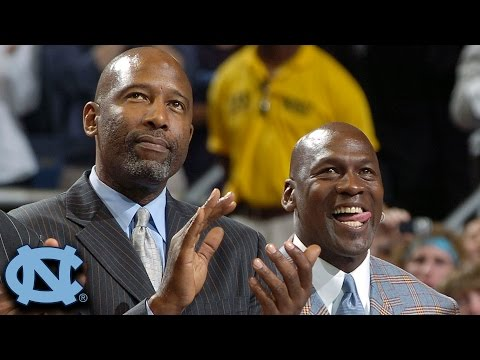 """I Was Better Than Michael Jordan, For About 3 Weeks"" - James Worthy at UNC"