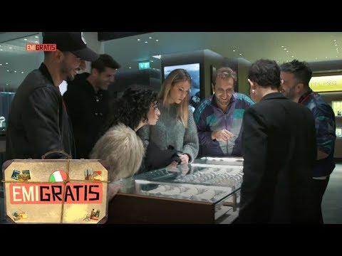 Emigratis 3 - Il regalo di Alvaro Morata e Davide Zappacosta