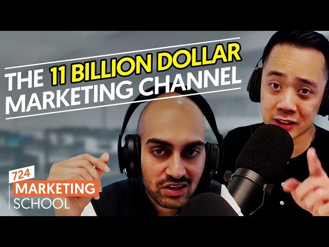 The 11 Billion Dollar Marketing Channel You Aren't Leveraging (But Should) | Ep. #724