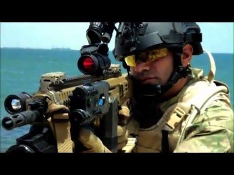 Egyptian Navy Commandos , SEAL , SF