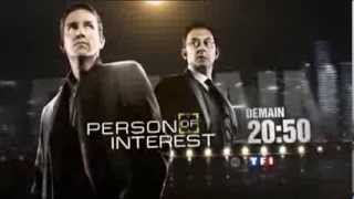 Person of Interest - TF1 - Bande-annonce n°1