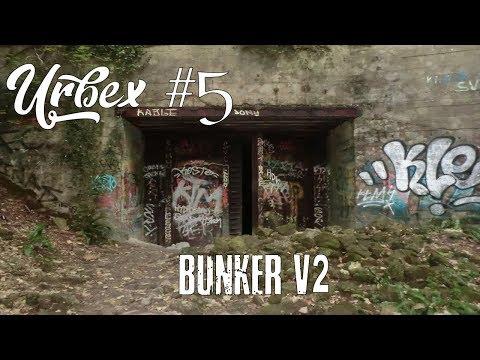 Urbex #5: Bunker v2 - On visite un ancien bunker allemand