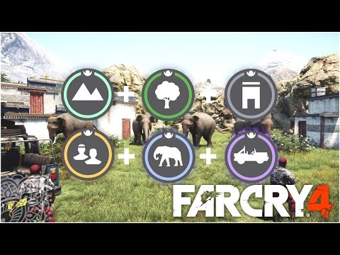 Редактор Карт   Far Cry 4 [RU]