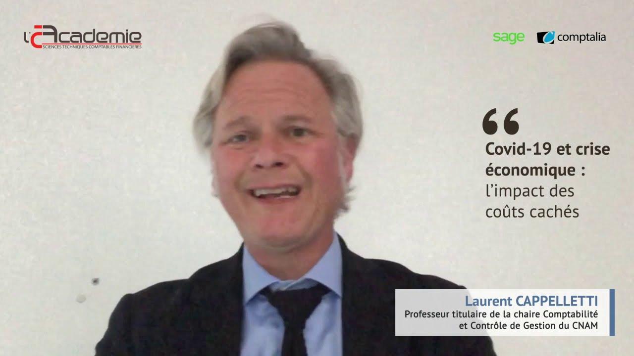 Les Entretiens de l'Académie : Laurent Cappelletti
