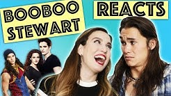 Booboo Stewart Ruins Twilight for Stans | THROWBACK REACT