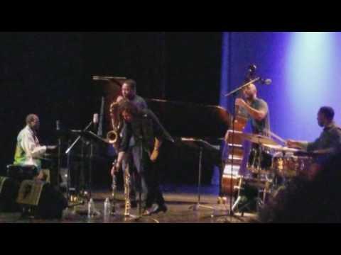 Ravi Coltrane, Kendrick Scott, and Anat Cohen