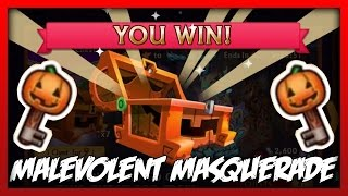 Knights and Dragons - Malevolent Masquerade:  Boss Collection Event + Fusion Frenzy!