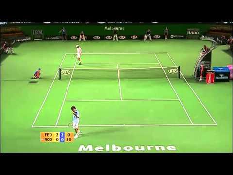 Best of Federer  Australian Open 2007