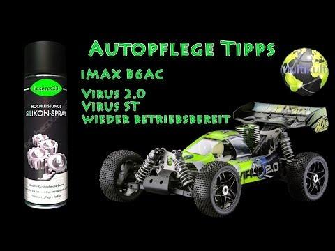 Laber Info Video Tipps zur Autopflege/iMAX B6AC   Full HD   Deutsch