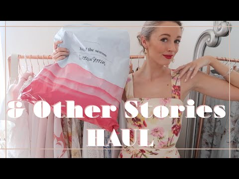 & OTHER STORIES HAUL & TRY ON // SPRING 2019  // Fashion Mumblr