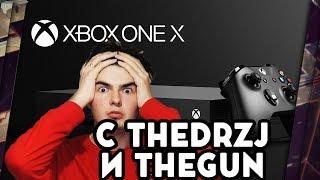 E3 2017 - КОНФЕРЕНЦИЯ XBOX И MICROSOFT С ДРЮ И THEGUN