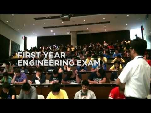 """the worst test"" - an engineering flash mob"