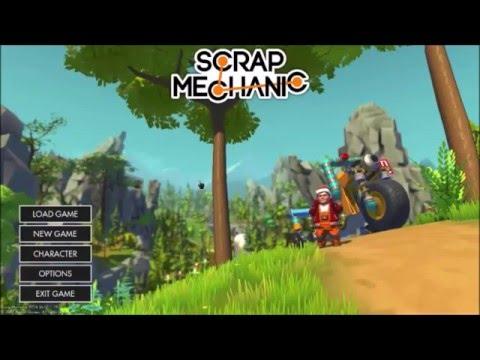 come scaricare scrap mechanic per pc windows 7/8/8.1/10
