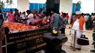 Anna Memorial |Kalaignar Memorial MGR Memorial | Jayalalitha Memorial | Chennai Marina Beach