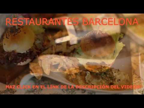 Restaurantes Con Encanto Barcelona