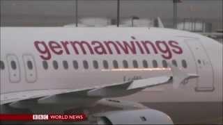 Germanwings Crash - BBC Breaking News