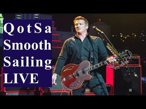 Queens of the Stone Age - Smooth Sailing - Live - HQ